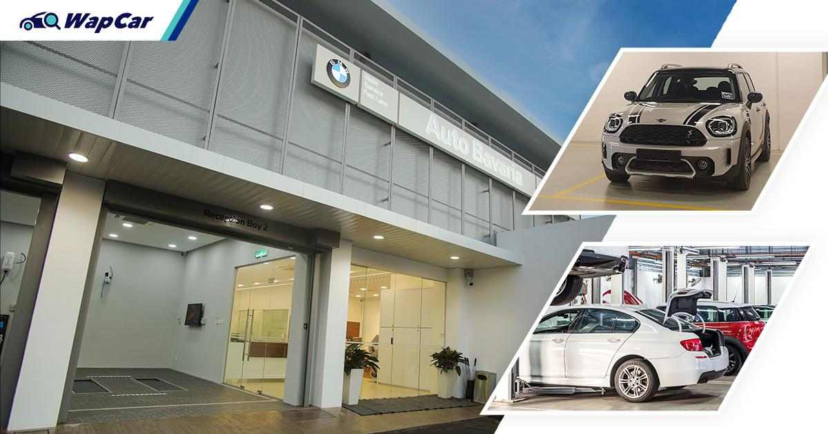 Malaysia's first dedicated BMW and MINI Service Fast Lane Centre opens in Penang 01