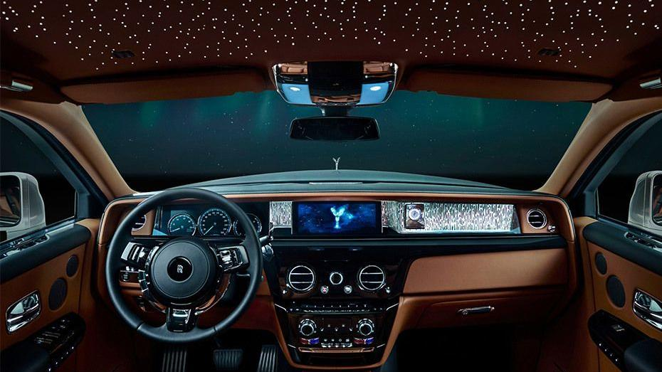 2017 Rolls-Royce Phantom Phantom Interior 001
