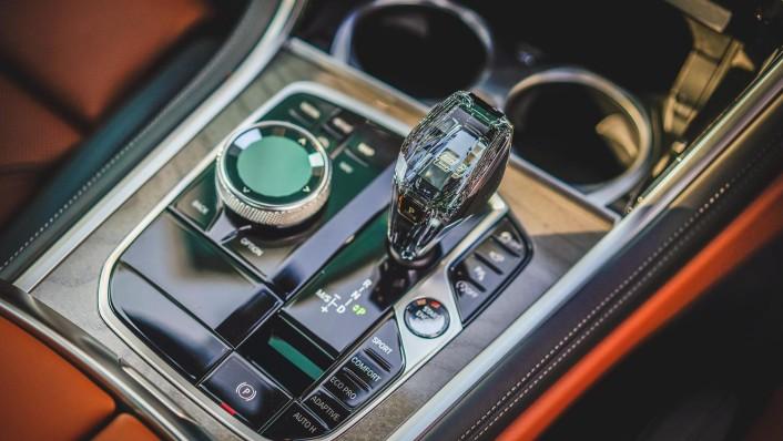 2020 BMW 8 Series 840i Gran Coupé M Sport Interior 006