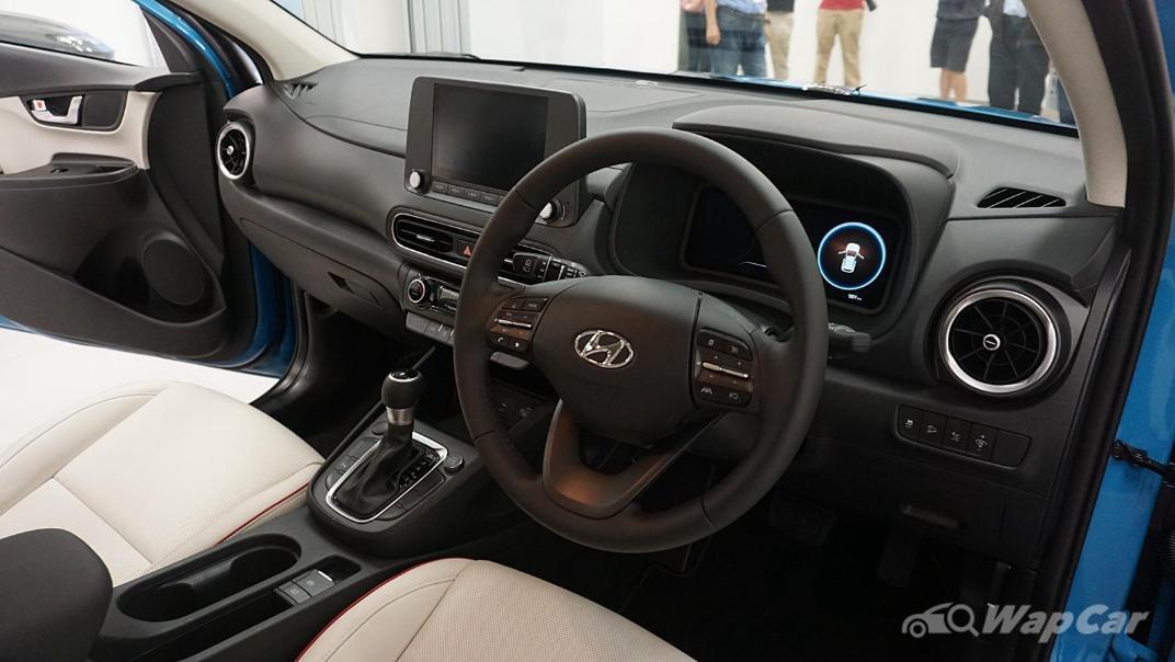2021 Hyundai Kona 2.0 Active Interior 001
