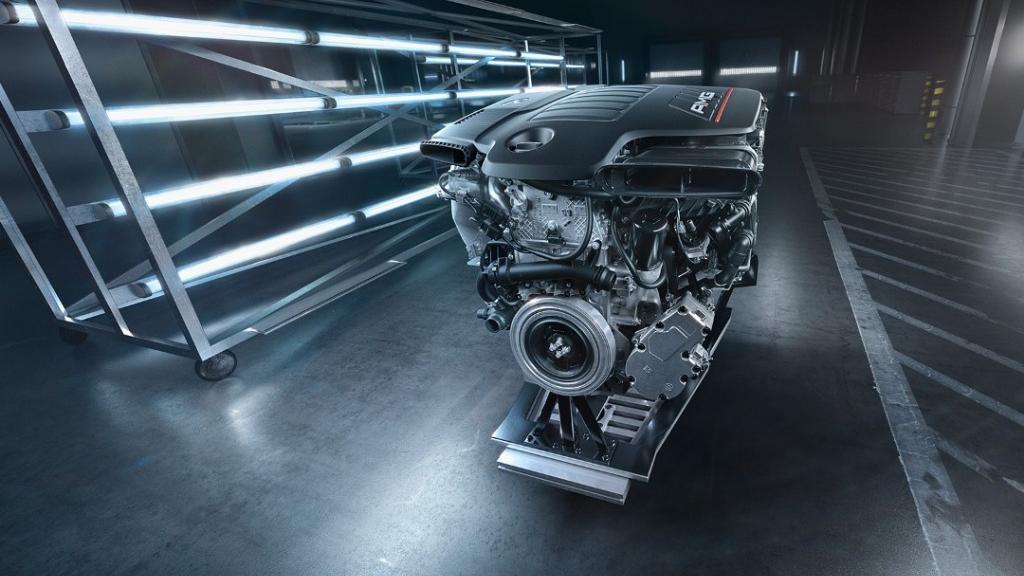 Mercedes-Benz AMG E-Class (2019) Others 013
