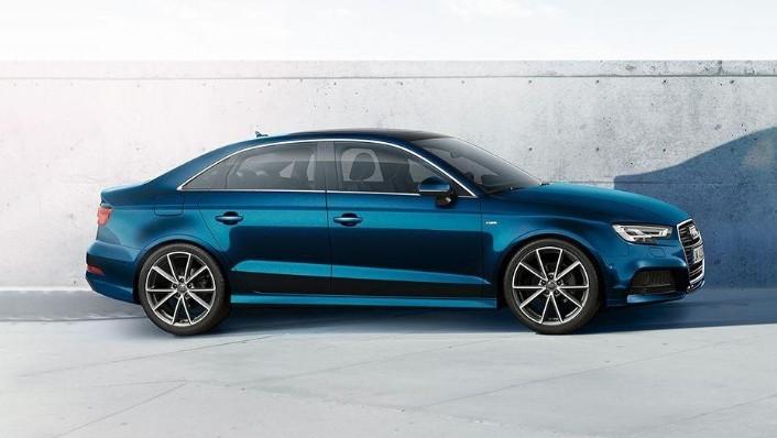 Audi A3 Sedan (2019) Exterior 002