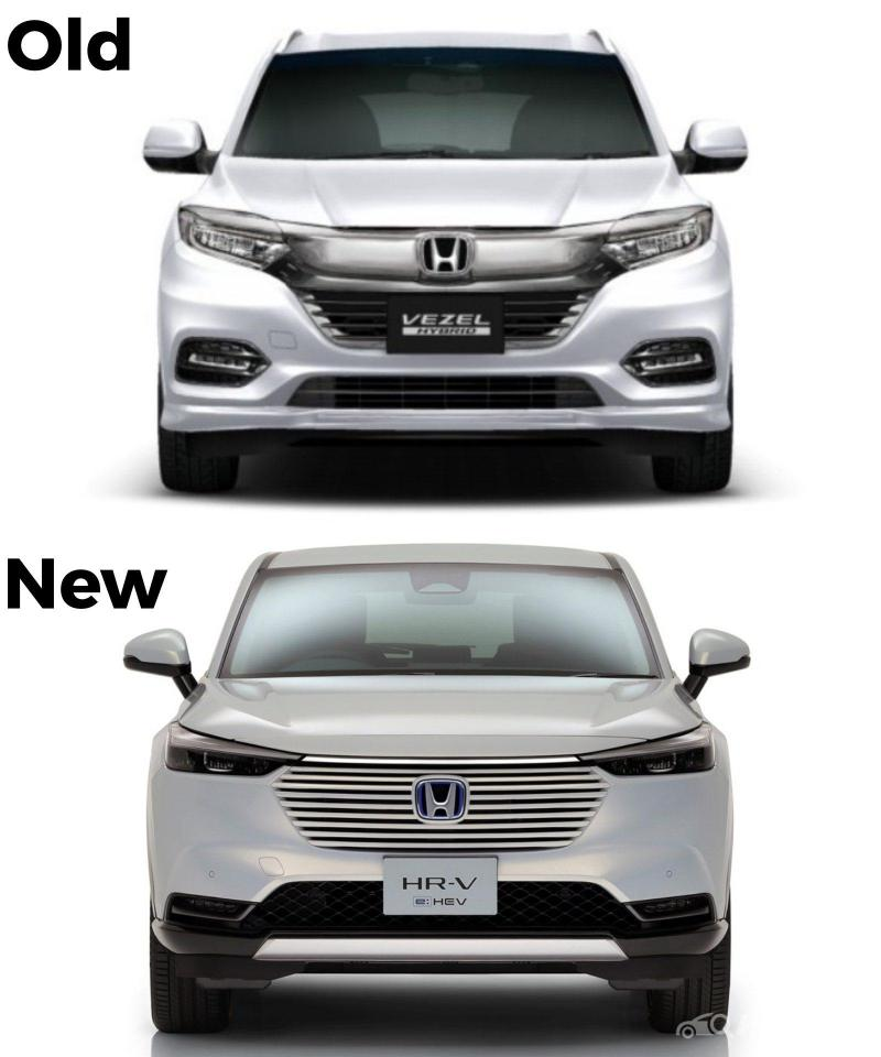 The all-new 2021 Honda HR-V is pretty, but might skip Malaysia 02