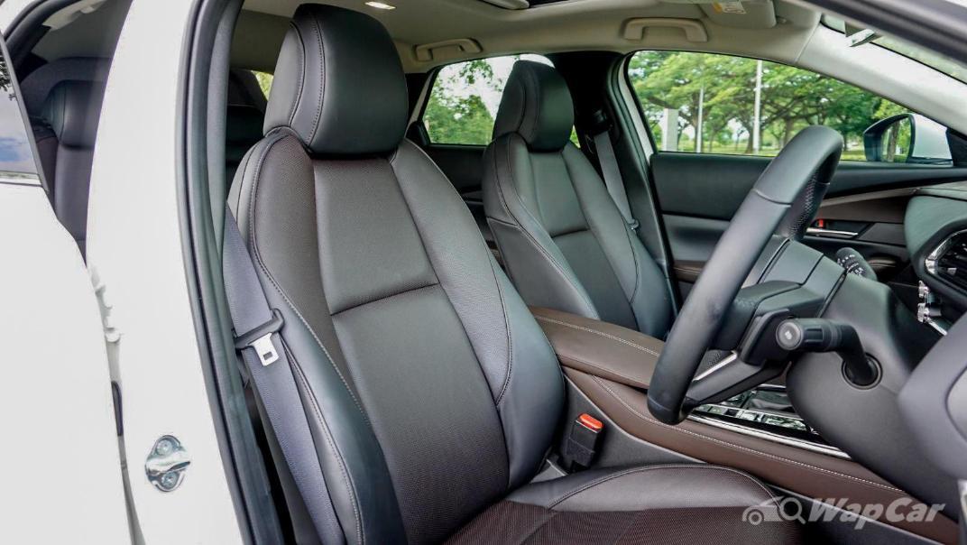 2020 Mazda CX-30 SKYACTIV-G 2.0 High Interior 038