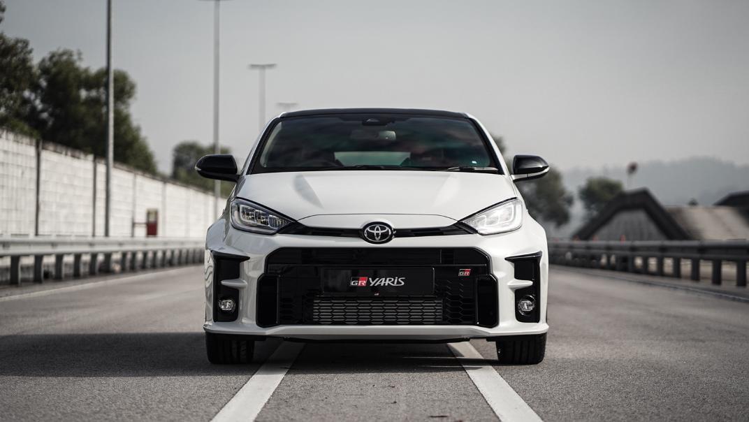 2021 Toyota GR Yaris Exterior 031