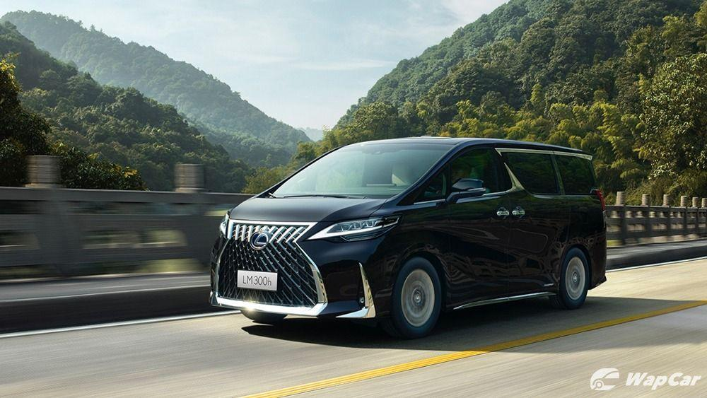 2020 Lexus LM 300h launched in Thailand, pricier than S-Class, available with either 4 or 7 seats 01