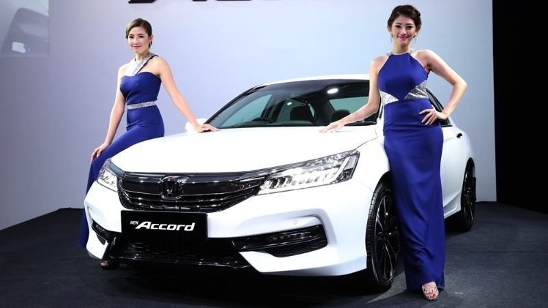 Finally! All-new 10th gen Honda Accord to be launched in Malaysia with 1.5L VTEC Turbo CVT, 201 PS & 260 Nm! 02