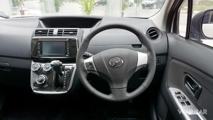 2018 Perodua Alza 1.5 AV AT Interior 004
