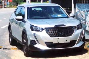 All-new 2021 Peugeot 2008 spotted in Malaysia, will be BAASB's first launch next year