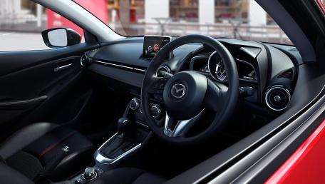 2020 Mazda 2 Hatchback 1.5L Soul Red Crystal Price, Specs, Reviews, Gallery In Malaysia | WapCar