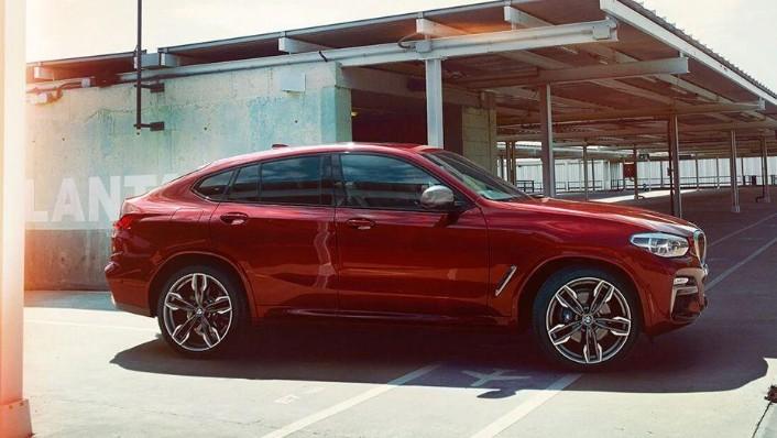 BMW X4 (2018) Exterior 006