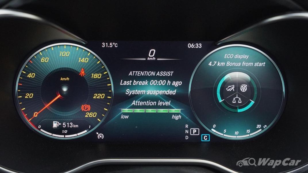 2020 Mercedes-Benz C-Class C 200 AMG Line Interior 011