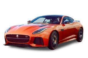 Jaguar SVO