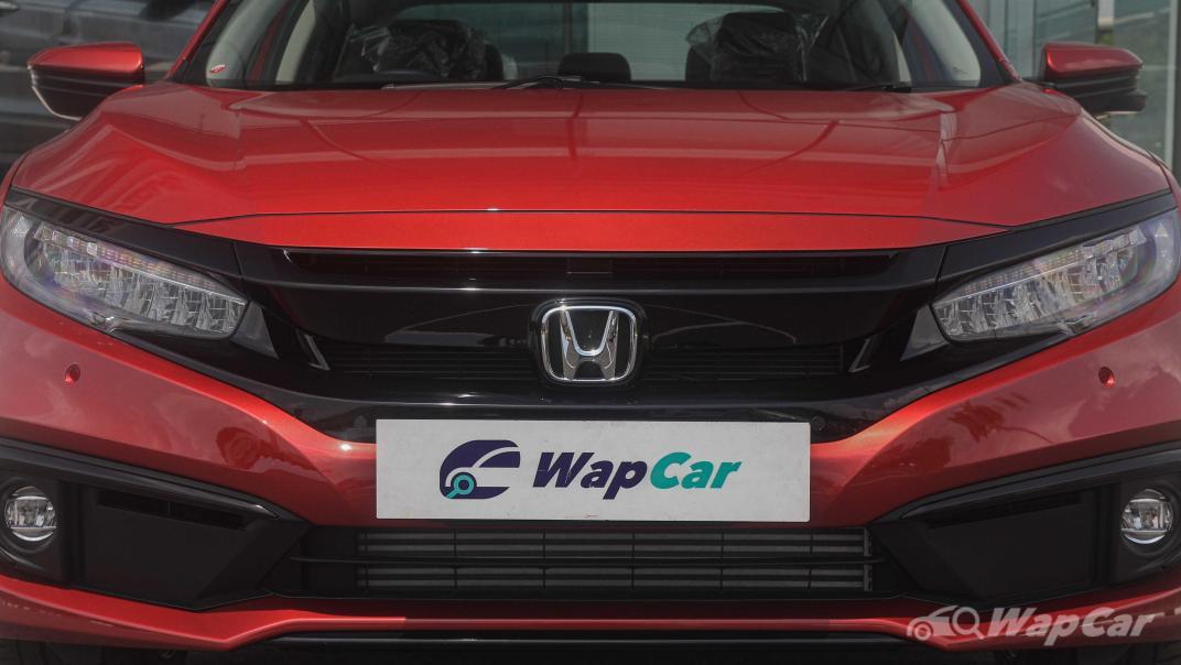 2020 Honda Civic 1.5 TC Premium Exterior 072