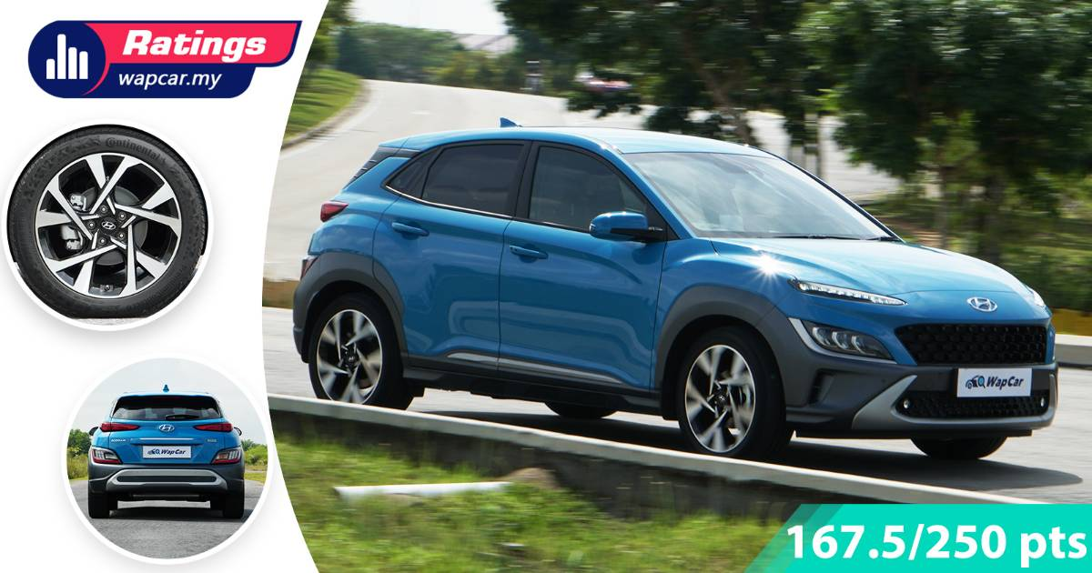 Ratings: 2021 Hyundai Kona 2.0 Active in Malaysia - Class-leading smoothness, at a price 01