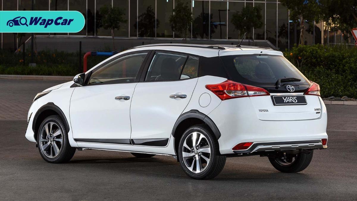 Toyota Yaris outsells Honda Jazz in Thailand - Captures 31% market share! 01