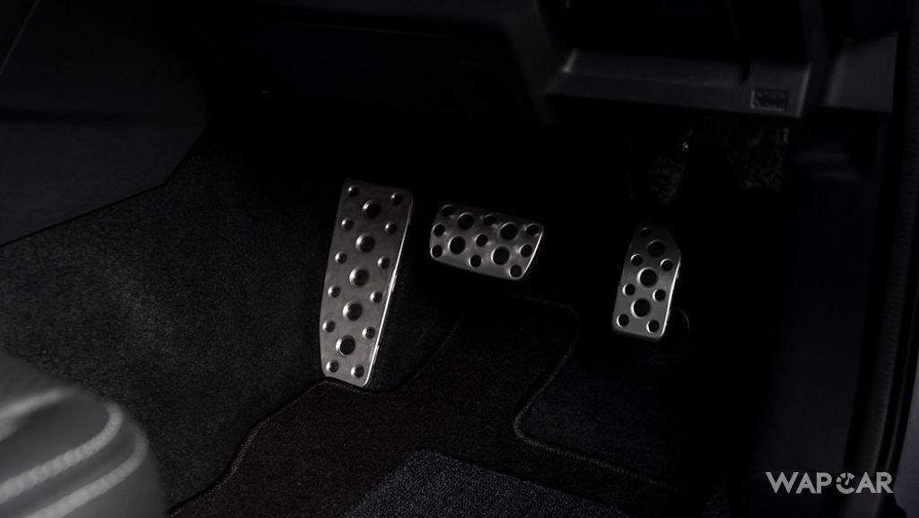 Subaru Forester (2019) Interior 027