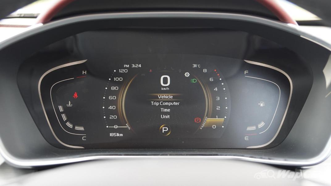 2020 Proton X50 1.5T  Flagship Interior 018