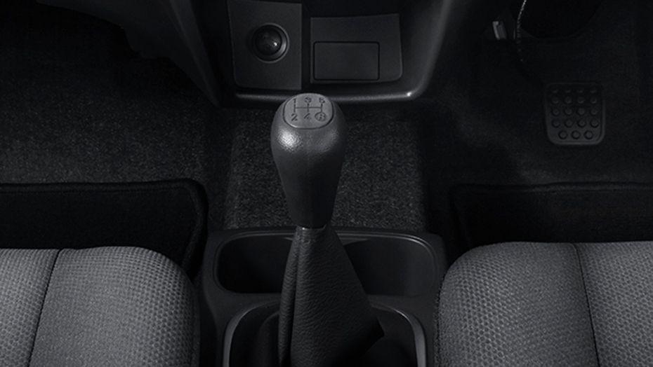Perodua Axia (2018) Interior 007