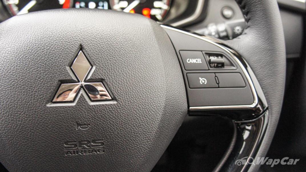 2020 Mitsubishi Xpander 1.5 L Interior 007