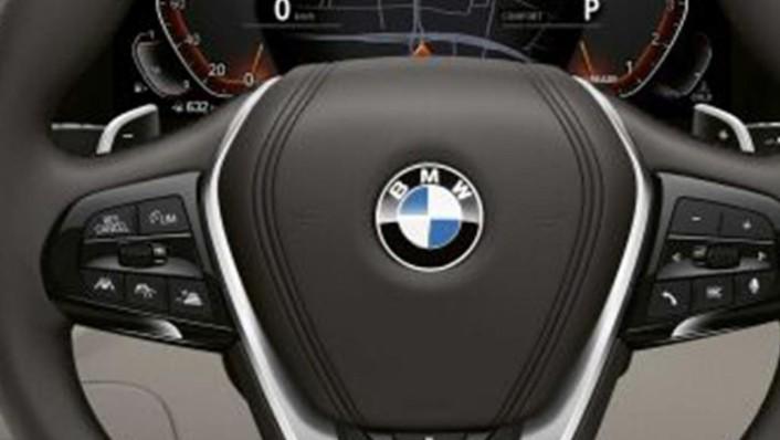 BMW 6 Series GT (2019) Interior 003