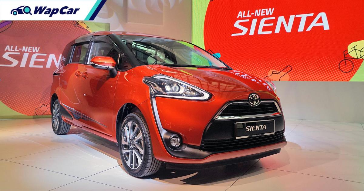 Was it the quirky looks? These are reasons why the Toyota Sienta wasn't popular in Malaysia 01