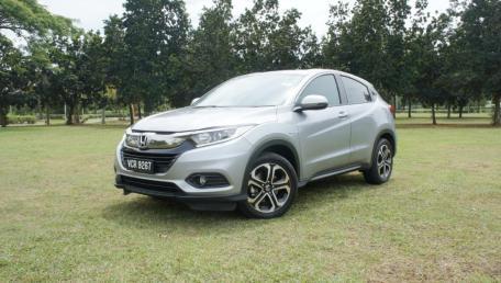 2019 Honda HR-V 1.5 Hybrid Price, Reviews,Specs,Gallery In Malaysia | Wapcar