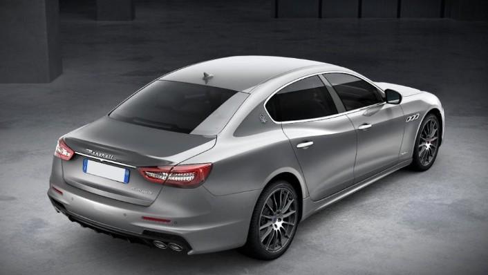 Maserati Quattroporte (2019) Exterior 010