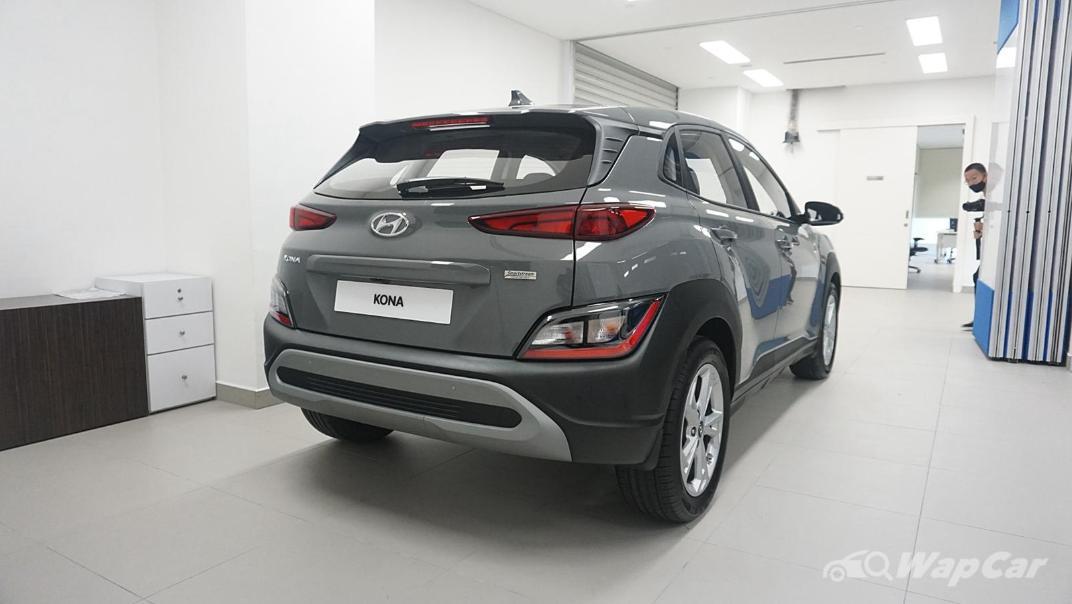 2021 Hyundai Kona 2.0 Standard Exterior 005