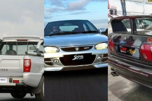 The best Malaysian cars of all time