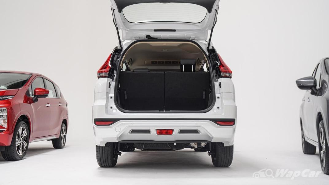 2020 Mitsubishi Xpander 1.5 L Interior 070