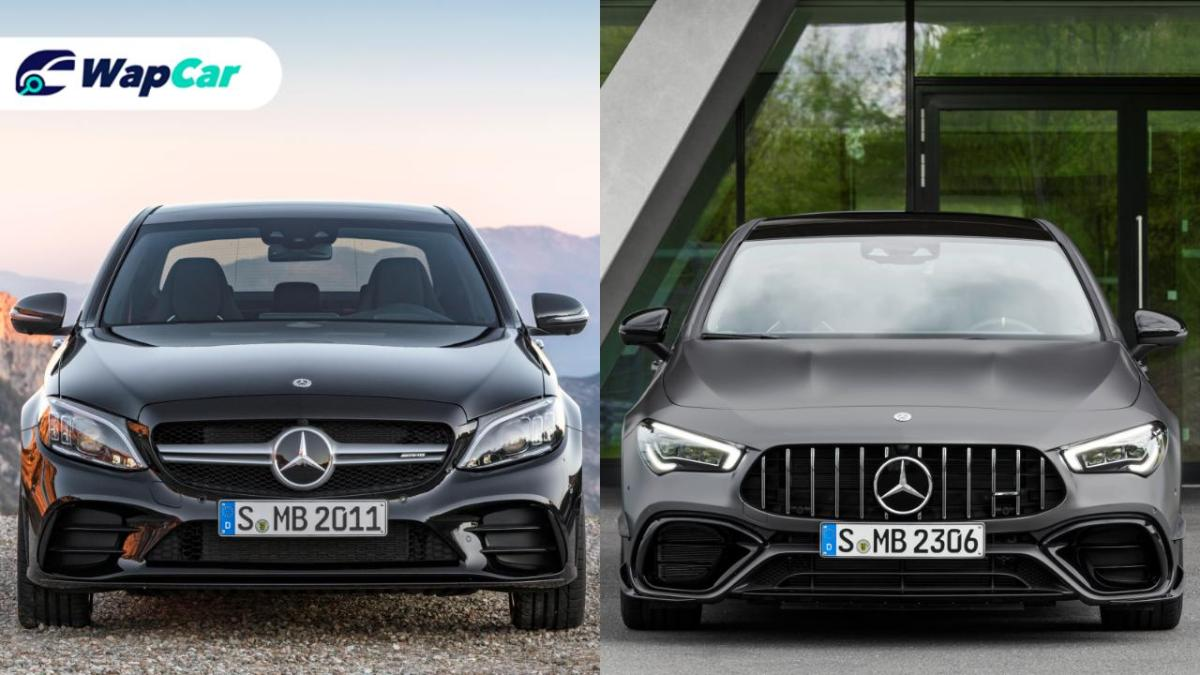 AMG battle: Mercedes-AMG CLA 45 S vs C43, which AMG is for you? 01