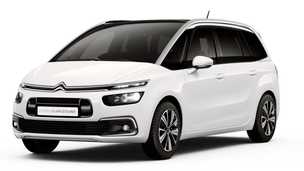 Citroën Grand C4 SpaceTourer (2018) Others 001