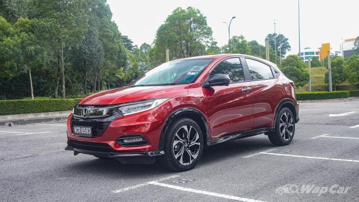 2019 Honda HR-V 1.8 RS Exterior 001