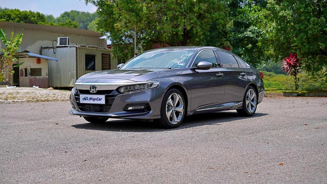 2020 Honda Accord 1.5TC Premium Exterior 001