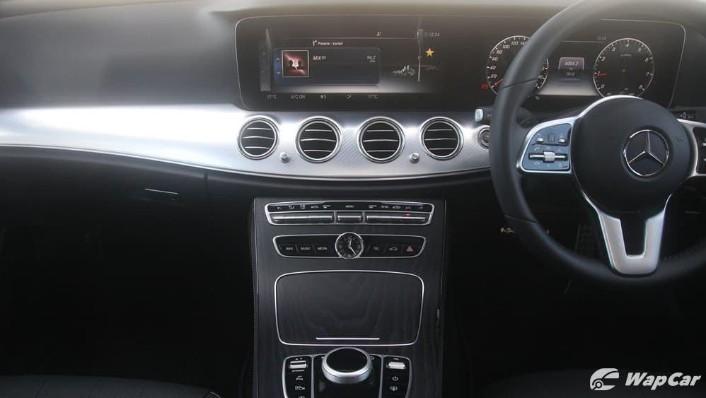 2019 Mercedes-Benz E-Class E 200 SportStyle Avantgarde Interior 003