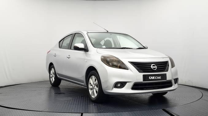 2014 Nissan ALMERA V 1.5