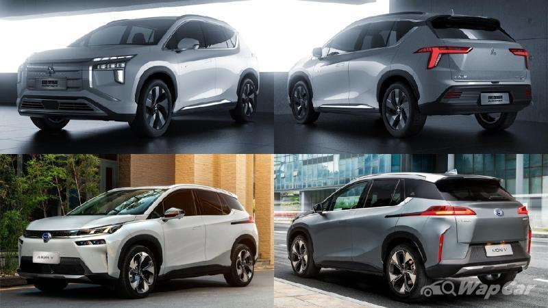 Now an EV SUV, all-new 2021 Mitsubishi Airtrek breaks cover 02