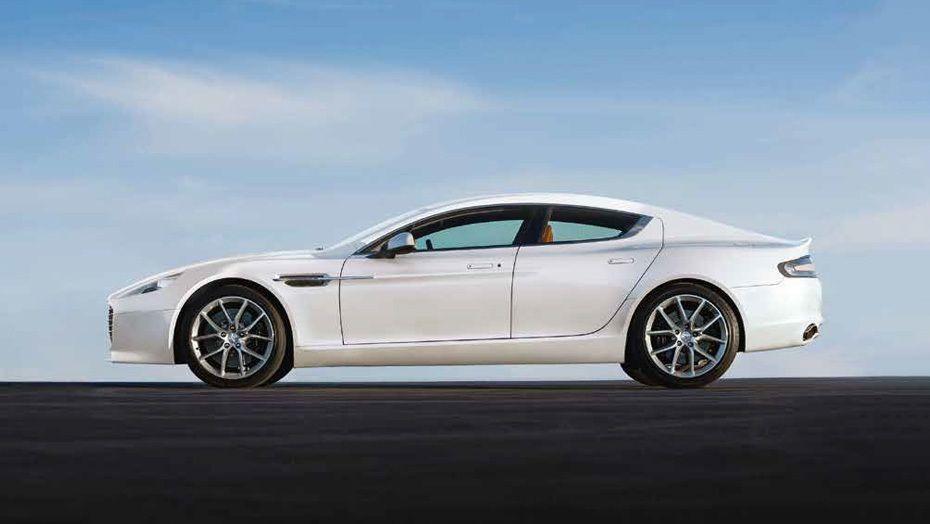 Aston Martin Rapide S (2015) Exterior 010