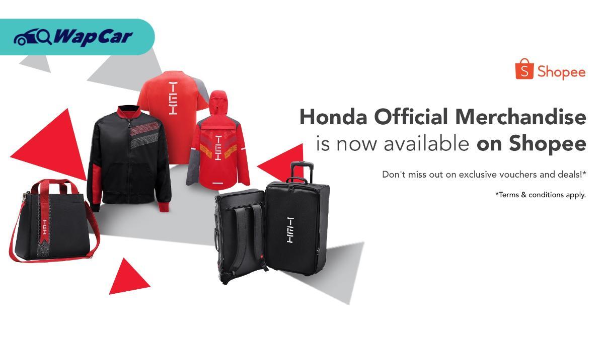 Honda Malaysia launches Honda Official Merchandise on Shopee 01