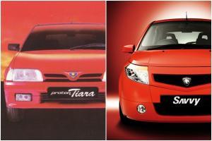 Proton曾用Tiara和Savvy挑战Perodua,结果却以惨败告终