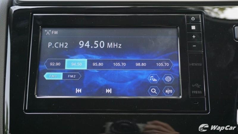 Honda Jazz: Sistem infotainment yang gagal 02