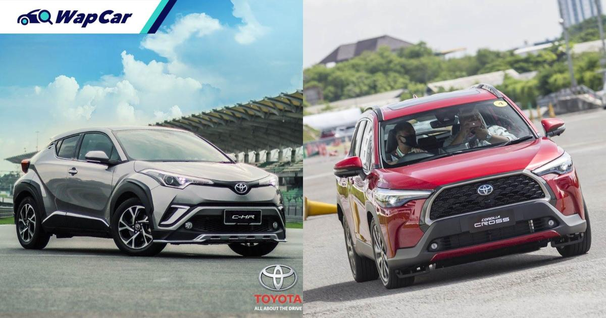 The CKD 2021 Toyota Corolla Cross will do what the C-HR couldn't 01