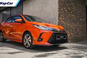 Toyota Vios 2021 – Berapa gaji minimum untuk lulus pinjaman?