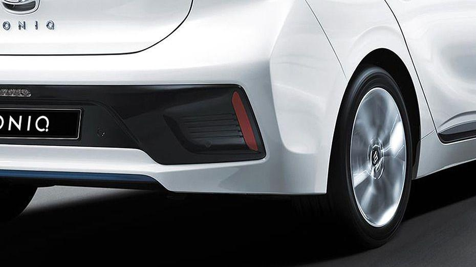 Hyundai Ioniq (2018) Exterior 014
