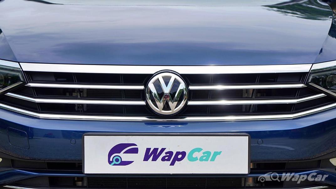 2020 Volkswagen Passat 2.0TSI Elegance Exterior 010