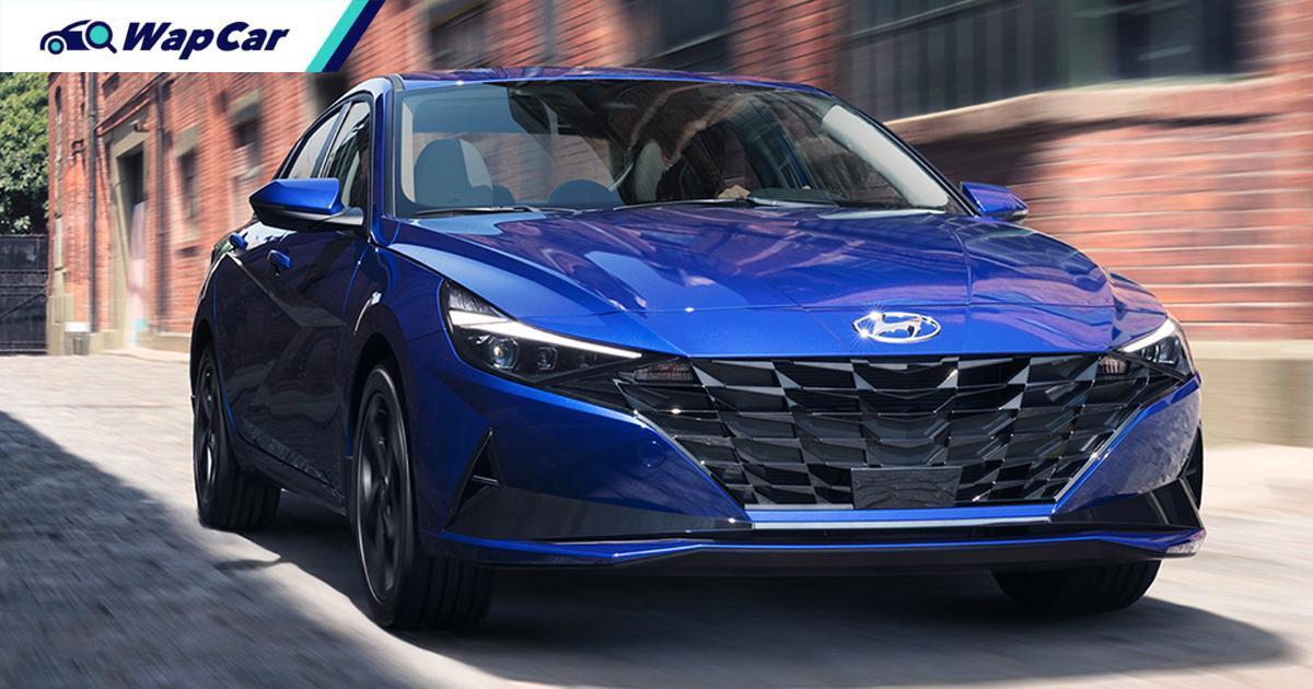 Hyundai Elantra 2021 serba baru dibuka untuk tempahan – pelancaran akhir tahun ini? 01