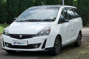 Deal Breaker: We love the Proton Exora but we wish it's easier to drive