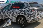 Spyshot: Mazda CX-5 pacuan roda belakang, enjin 6 silinder. Boleh jadi juga CX-50?
