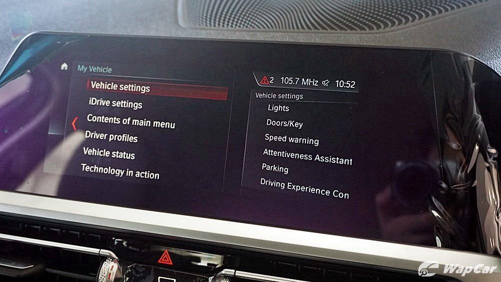 2020 BMW 3 Series 320i Sport Interior 040